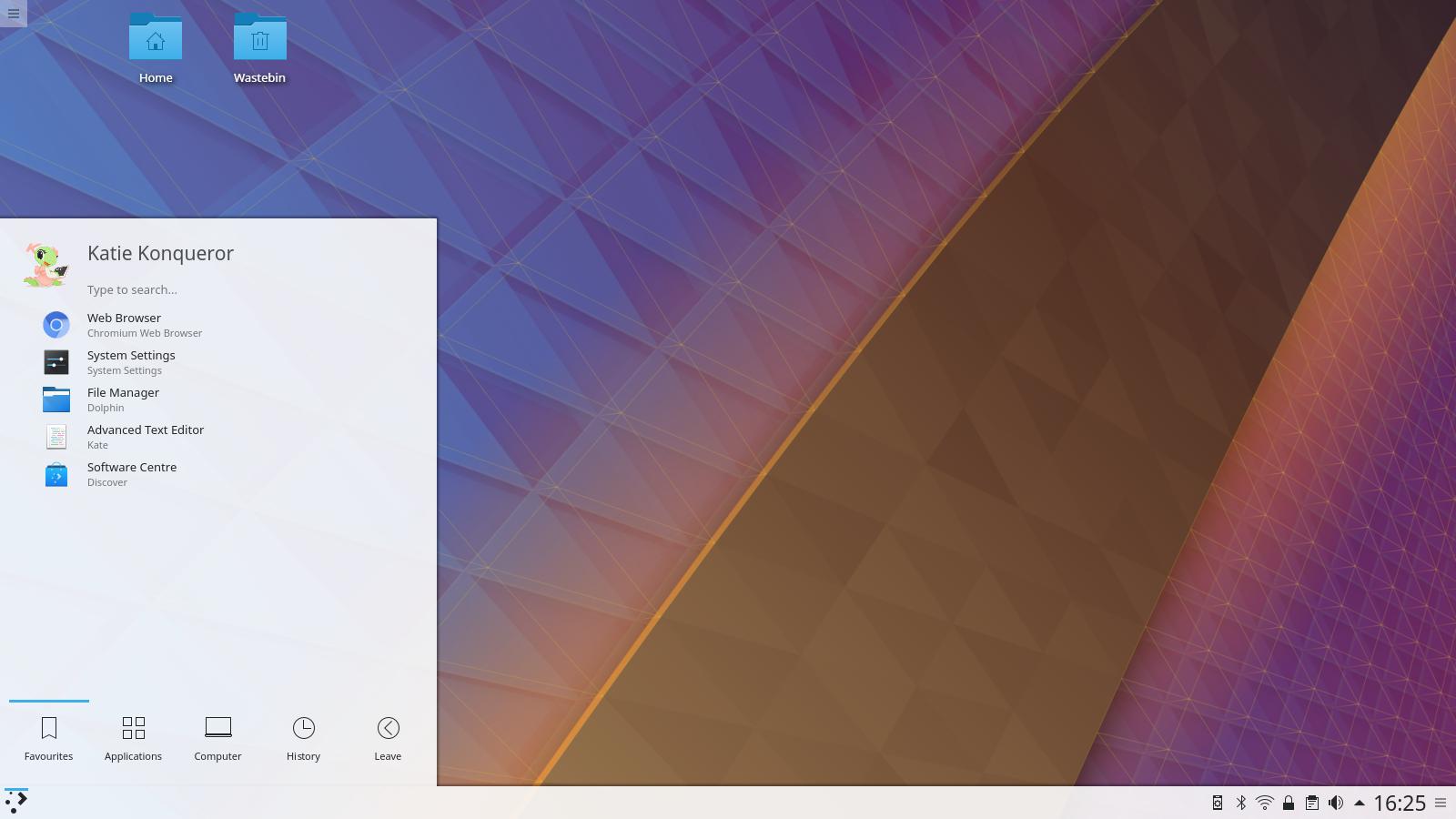 KDE Plasma 5.12 LTS Beta