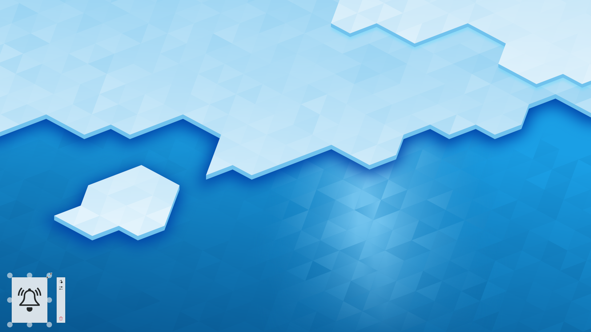 Improved Notifications widget and widget editing UX