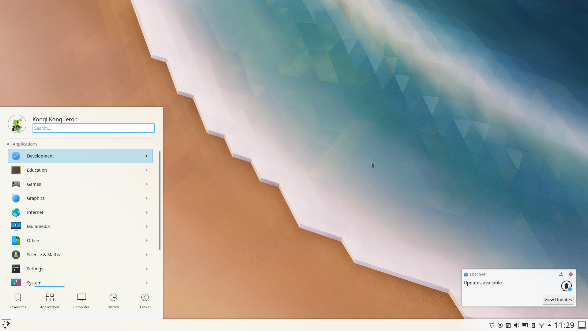Image of Plasma 5.18