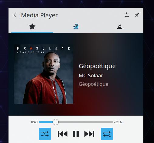 Media Player Applets