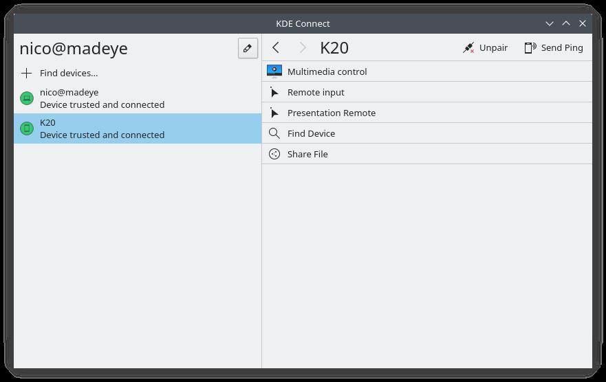 KDE org