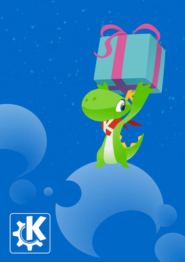 KDE Fundraising
