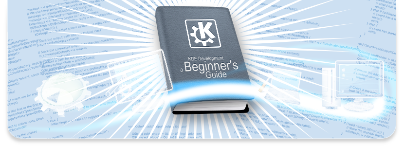 KDE Development – A Beginner's Guide